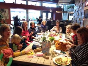 Winterlocatie van het cafe is in Neushoorn in Leeuwarden